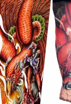 Özel Tasarım Giyilebilir Dövme