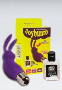 Joy Bunny Tavşan Kulaklı Mini Vibratör