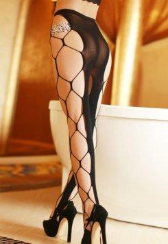 Şık Seksi Külotlu Çorap