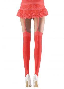 Gelin Jartiyer Çorabı Kırmızı