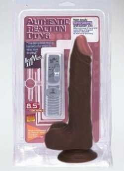 Erotic Muscle Zenci Vibratör
