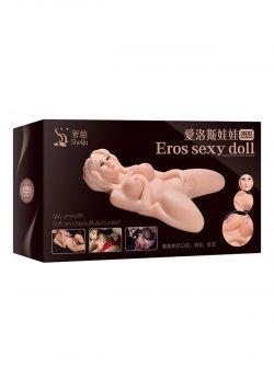 Sexy Doll Mastürbatör Vücut