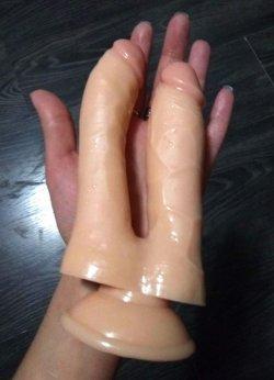 Çift Taraflı İçi Boş Belden Bağlamalı Çatal Penis
