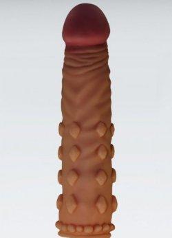 Tender Realistik Penis Kılıfı