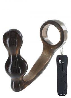 Plug Penis Ring Prostat Uyarıcılı