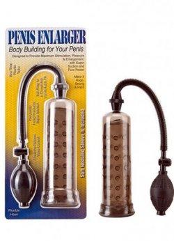 Penis Enlargement Kahverengi Penis Pompası