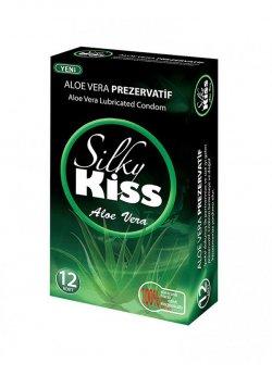 Silky Kiss Aloa Vera Özlü Prezervatif