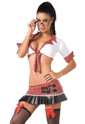 Seksi Liseli Kostümü