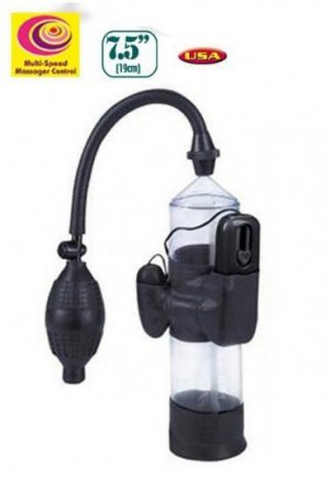 Motorlu penis pompası