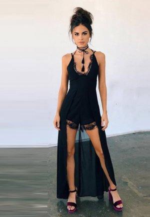 Sexy Şortlu Tulum Elbise