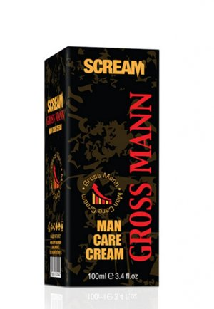 Scream Gross Mann Penis Bakım Kremi