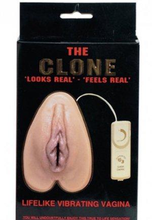 Lifelike Titreşimli Vajina