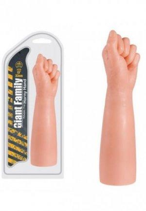 Giant Family Horny Hand 33 Cm Dildo