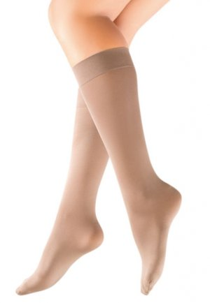 Teni Göstermeyen Mikro Dizaltı Çorap Bronz
