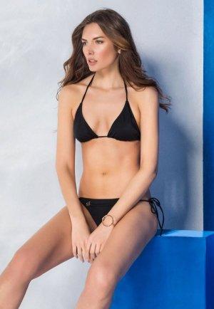 Seksi Siyah Bikini Roslin