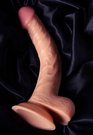 Curved Passion 19 Cm Dildo