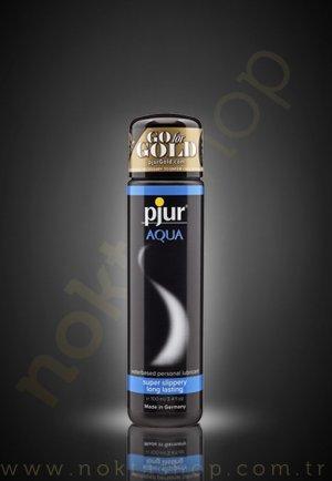 Aqua Pjur Üst Seviye Su Bazlı Kayganlaştırıcı