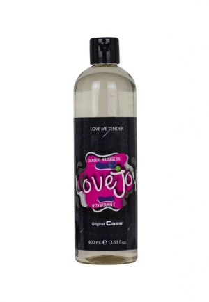 Lovejoy Sensual Massage Oil Love