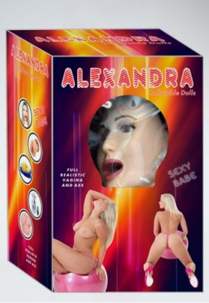 Alexandra Realistik Manken