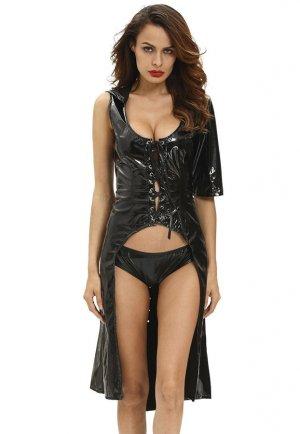 Seksi Deri Kostüm