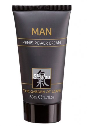 Shiatsu Power Cream For Men