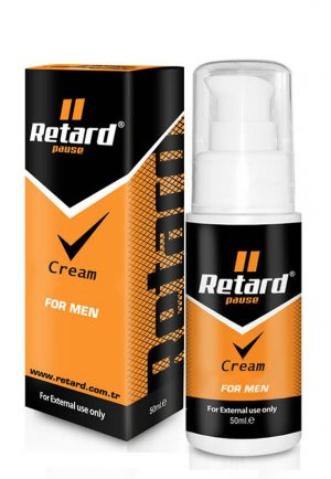 Retard Longtime Cream For Men