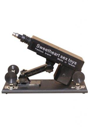 Vibratörlü Otomatik Sex Makinesi