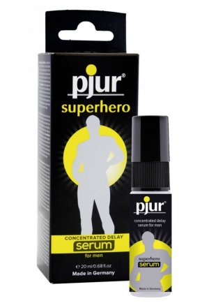 Pjur Superhero Konsantre Delay Serum 20 ml