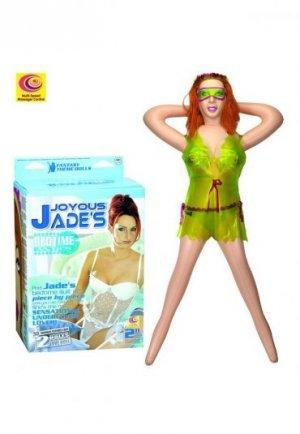 Joyous Jade Gecelikli Şişme Kadın
