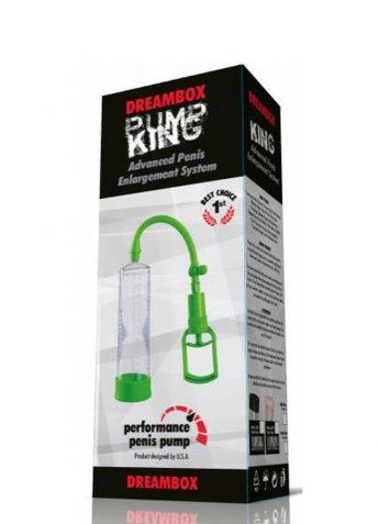Pumpking Dreambox Vakum Penis Pompası