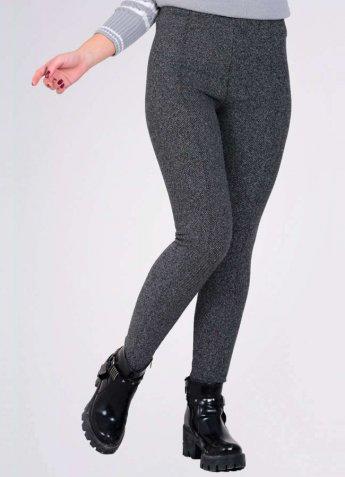 Füme Cotton Kadın Tayt Pantolon