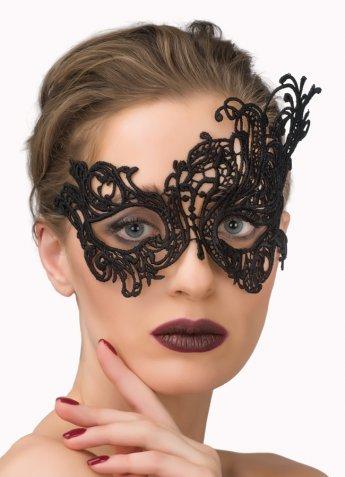 Dantel Şık Sexy Göz Maskesi
