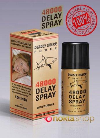Orjinal Delay 48000 Sprey