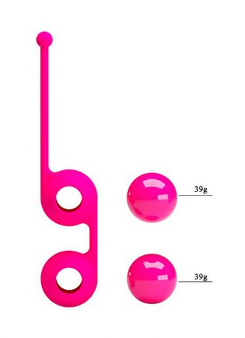 Orgazm Topu Kegel Egzersiz Vibratörü