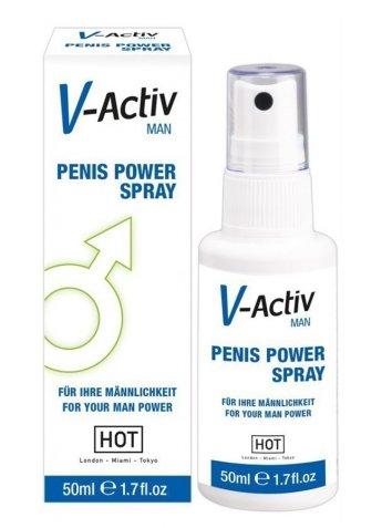 V Activ Men P Spray
