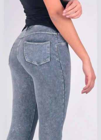 Antrasit Pantolon Görünüm Tayt