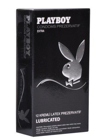 Playboy 12 li Extra Kayganlaştırıcılı