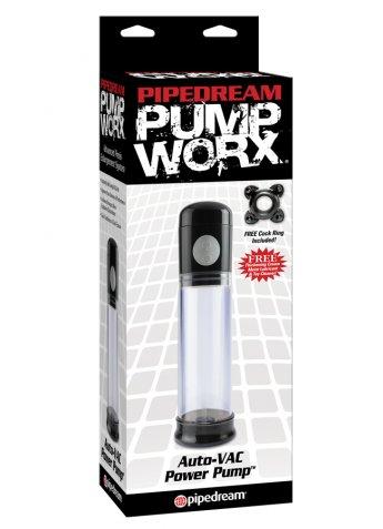 Pump Worx Otomatik Penis Pompa