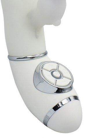 Klitoral Uyarıcılı Çift Motorlu Teknolojik Vibratör