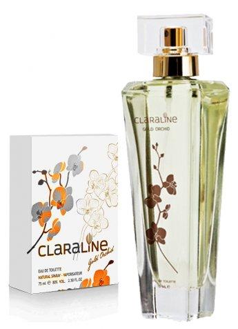 Claraline Gold Orchid Kadın Parfümü
