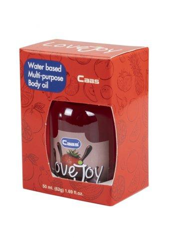 LoveJoy Çikolata Çilek Aromalı Vücut Yağı