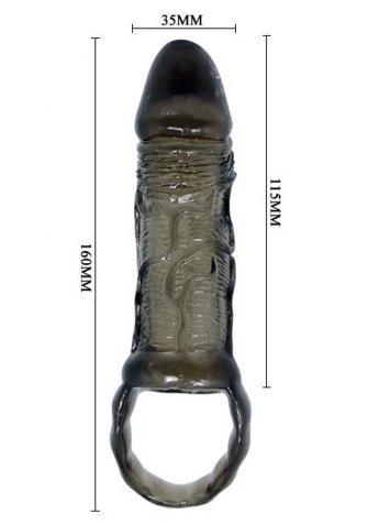 Yumuşak Slikon Penis Kılıfı