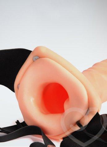 İçi Boş Belden Bağlamalı Penis