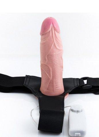 Elastic Harness Realistik İçi Boş Penis