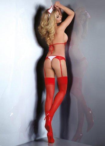 Seksi Hemşire Kostüm