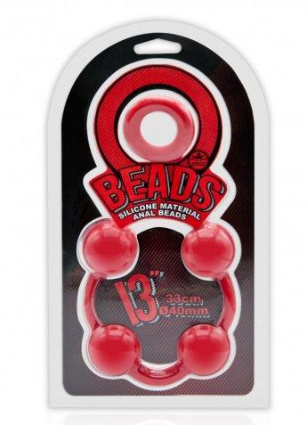 Beads 33 cm İri Anal Toplar