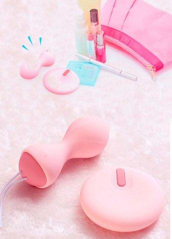 Vajina Sıkılaştırıcı Kegel Egzersiz Vibratörü