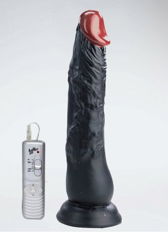 20 Cm Dolie Titreşimli Realistik Vibratör