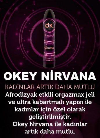 OKEY Nirvana Afrodizyak Etkili Set