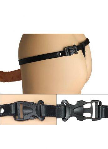 Unisex İçi Boş Belden Bağlamalı Yapay Penis